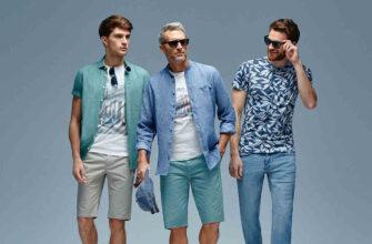 Мужская одежда - самые главные тренды года