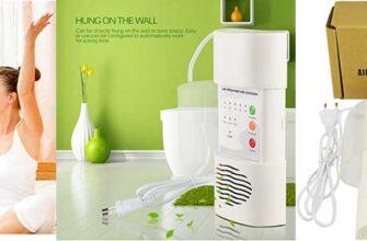 Воздухоочиститель ATWFS: озонатор ионизатор для дома и офиса